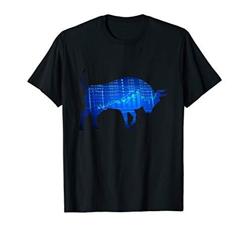 Bulle - Börse Investieren Aktien Trading Hausse T-Shirt