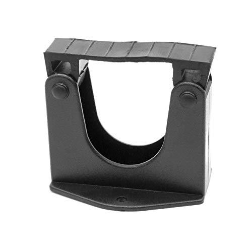 vhbw Staubsaugerrohr Halterung Wandhalterung für Teleskoprohr 32mm Duchmesser universal für Staubsauger