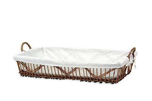 pequeño y compacto BUAR ARTESANOS Cuenco Hierro (70x40x12 cm)