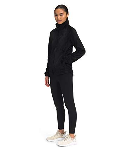 The North Face Women's Osito Jacket, Recycled TNF Black, Medium