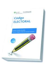Código electoral (8º ed)