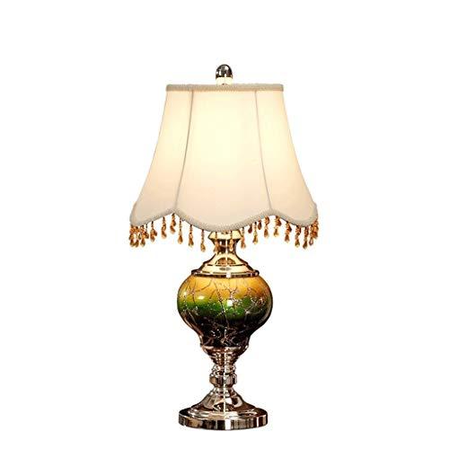 TDJJZHXYP Tabla de Cobre Puro de la lámpara de la Sala Dormitorio de Noche Estudio Villa Creativa Simple decoración de...
