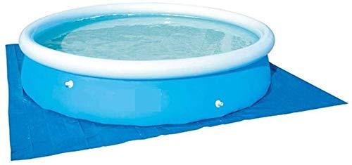 WCY Piscina Inflable Caca de natación Piscina Cubierta, Rectangular Piscina Cubierta de Polvo Cubierta Impermeable (Tamaño: 488 * 488cm) yqaae (Size : 488 * 488cm)