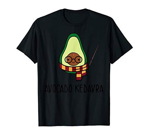 Avocado-Glas-Lehrer-Tageslustiges niedliches AVOCADO KEDAVRA T-Shirt