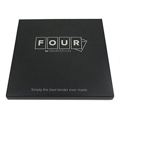 DeckTutor FOUR 12-Pocket Collector's Portfolio