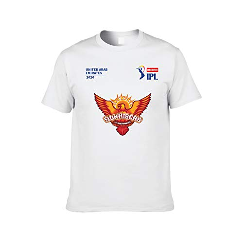 Vista Cool and dry Sports Jersey – IPL Sunrisers Hyd team Logo printed T-shirts