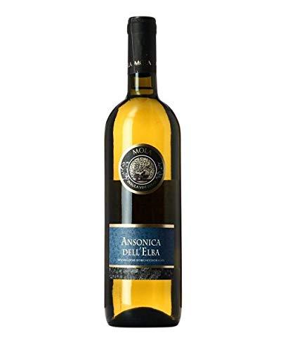 Ansonica Elba DOC 2019 – Mola - Cassa da 3 bottiglie