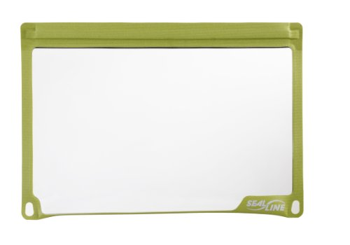 Seal Line Electronic Case, Green, Small