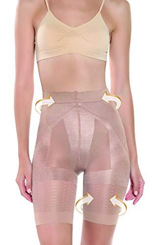 Marie France Short Evolution, Shaper Collant Femme Beige, M