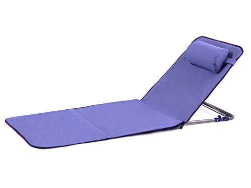 Dajar Paradiso Tumbona, Color púrpura