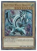 英語版(北米版) 黄 Blue-Eyes White Dragon(U)(1st)(青眼の白龍)(LDS2)