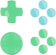 Skull & Co. D-Pad Button Cap Set for Nintendo Switch Joy-con- Animal Crossing