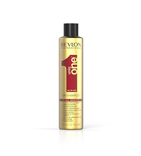 9. Revlon Uniq One Dry Champú – 300 ml