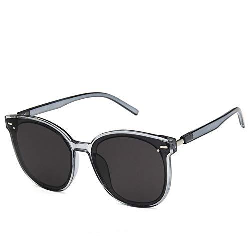 KITEOAGE Gafas Sol Mujer Hombre Retro Gafas de Sol Exterior Protección UV400 Unisex Adulto