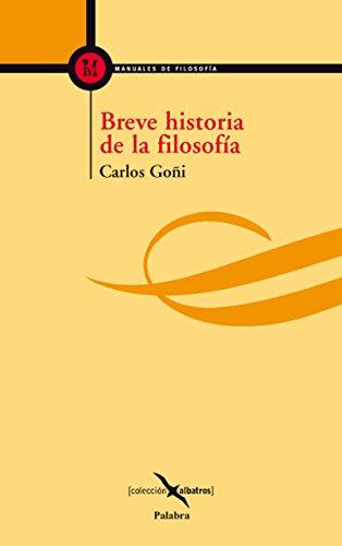 Breve historia de la filosofía (Albatros)