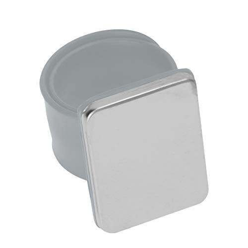 EXCEART 2 Pcs Magnétique Poignet Porte-Épingle Magnétique Poignet Couture Pincushion pour Coiffure Accessoires Fournitures de Salon