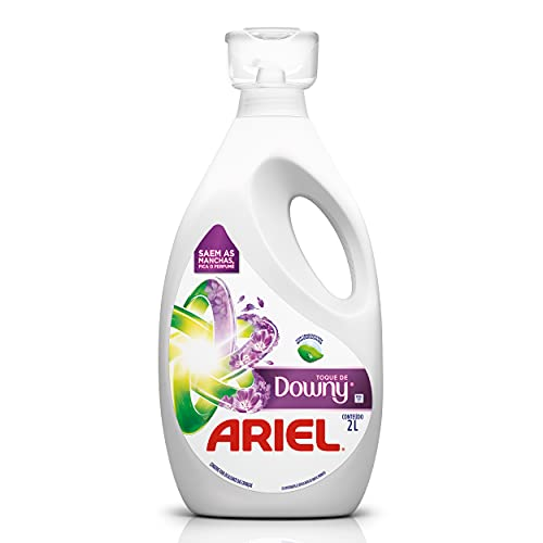 Lava Roupas Ariel Expert com Toque de Downy, 2L