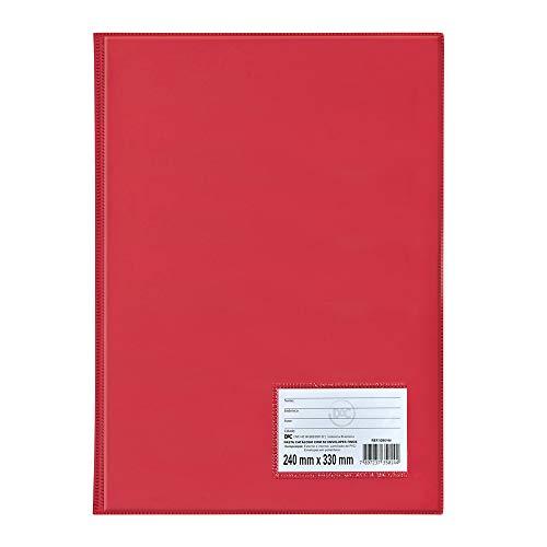 Pasta Catálogo 50Envelope Fino Vermelho, Dac, Pasta Catálogo 50Envelope Fino Vermelho 1090Vm, Vermelho, 1090Vm