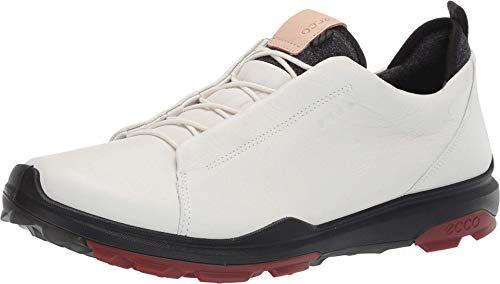 ECCO Biom Hybrid 3-2.0, Zapatillas de Golf para Hombre, Blanco (Blanco 000), 42 EU