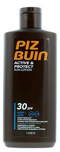 Piz Buin Active & Protect Sun Lotion SPF30-200ml