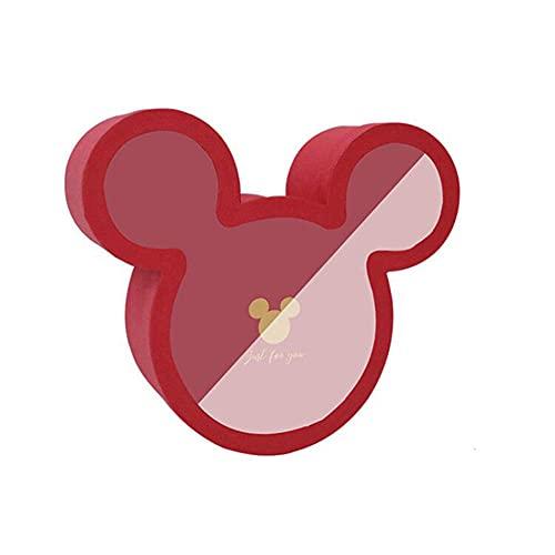 BAWAQAF Cajas de Regalo, 1 Pieza de Cajas Banquete de Boda, Caja de Regalo Grande de Caramelo de Dibujos Animados, regala a Tus Amigos un Regalo de cumpleaños para niños Populares