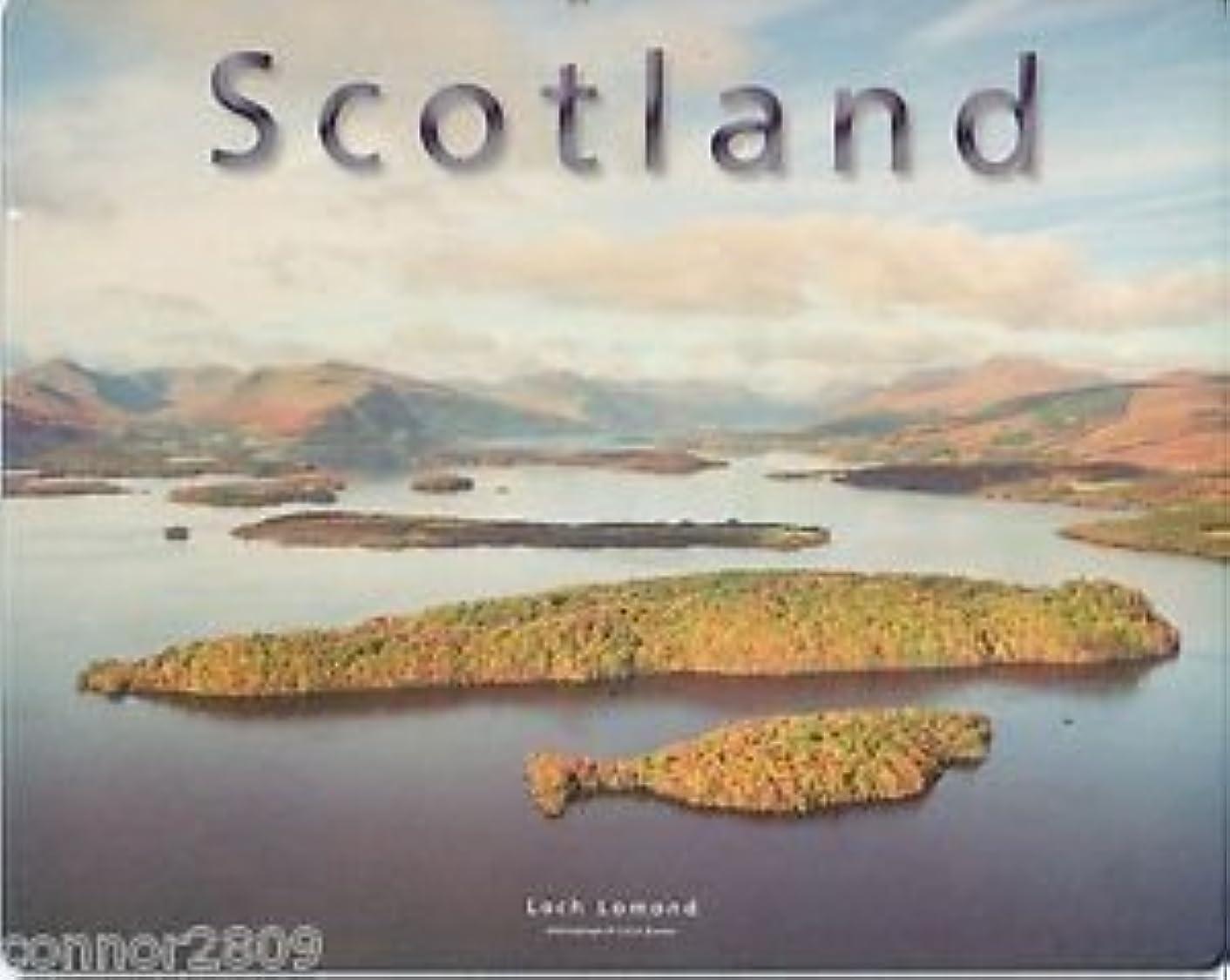 むちゃくちゃうぬぼれ敵対的Loch Lomand Scotland Mouse mat