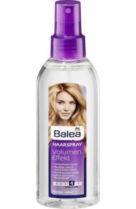 Balea Haarspray Volumen Effekt, 1 x 150 ml