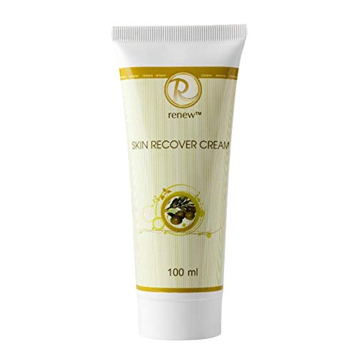 いう同時楕円形Renew Skin Recover Cream 100ml