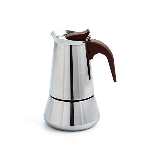Cafetera Inoxidable 4 Tazas Milan de Quid