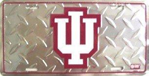 Indiana University Hoosiers License Plate Frame NCAA by Pride Plates