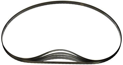 LENOX Tools Portable Band Saw Blades, 44-7/8' x 1/2' x .020', 18 TPI, 5-Pack (8010838PW185)