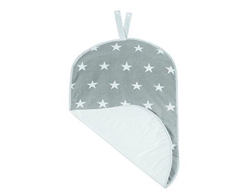 roba Spiel- und Wickelunterlage für unterwegs, Wickelauflage & Babymatte platzsparend faltbar für die Handtasche