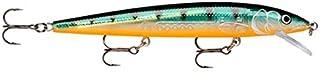Rapala Husky Jerk 12 Fishing lure (Glass Perch, Size- 4.75)