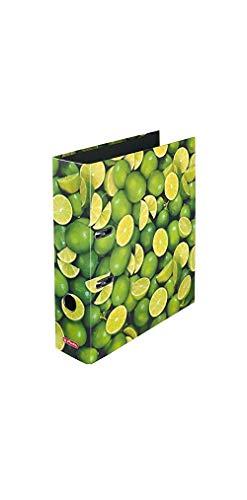Herlitz 10485134 Ordner A4 S80 Lemon