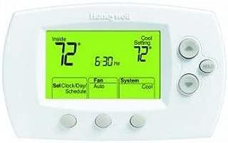 Thermostat FocusPRO Programmable 5/1/1 2Ht/2Cl White GE/Ht Pump 24V/750Mv
