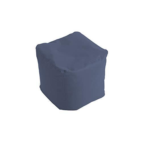 knorr-baby 440201 - Sgabello quadrato, misura M, colore Colore: grigio.