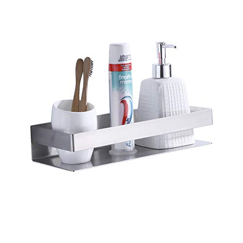 KES Shower Caddy SUS304 Stainless Steel Bathroom Shelf...