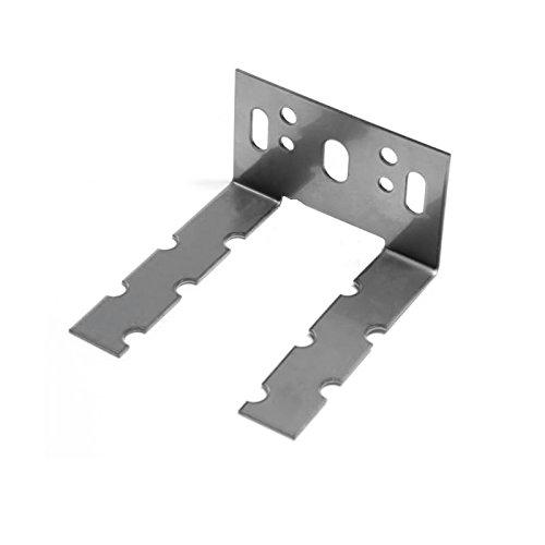 Wandanker starr verzinkt Wandanschlussanker Maueranker Mauerverbinder 60x1,25 mm