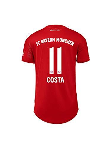 FC Bayern München Damen Home-Trikot Saison 2020/21, Gr. M, Douglas Costa