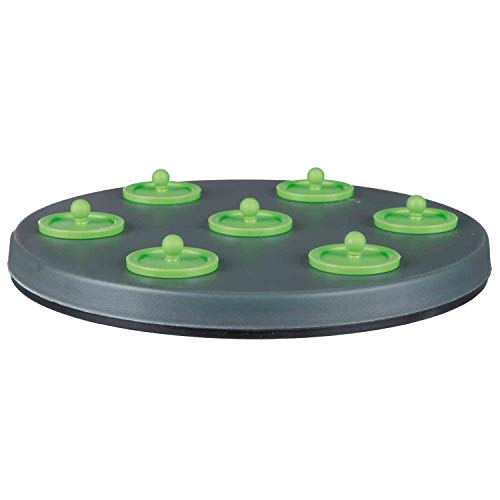 Trixie 62812 Kaninchen-Spiel Snack Board, Kunststoff, 20 cm - 4