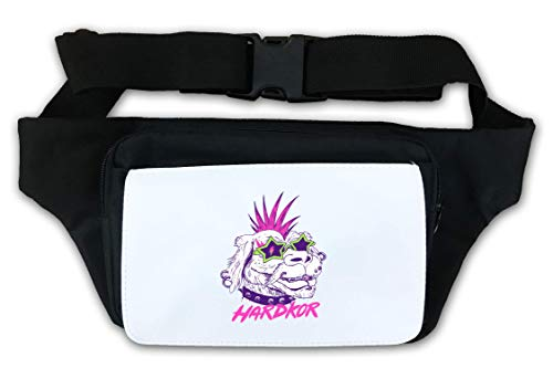 Hardkor Punk Rock Dog Hardcore Waist Bag