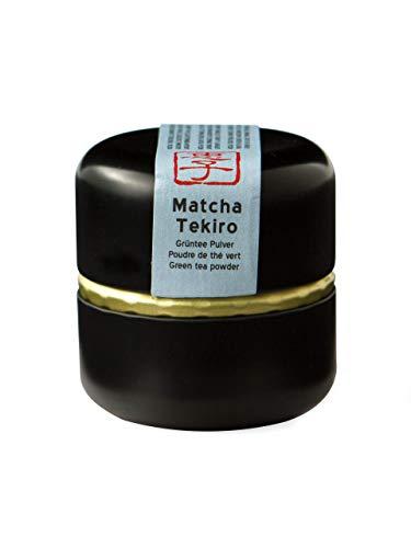 Matcha Tee Tekiro (30g) von KEIKO, Bio-Qualität aus Kagoshima, Japan, sehr fein, traditionelle Verarbeitung