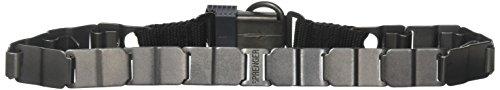 "Herm Sprenger Black 24"" Neck Tech Training Collar, One Size"