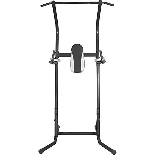 Gorilla Sports Station de Traction - Chaise Romaine - Power Tower Deluxe GS038