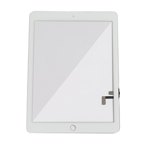 Flylinktech White Digitizer Touch Screen Glass Replacement For iPad Air 5th 5