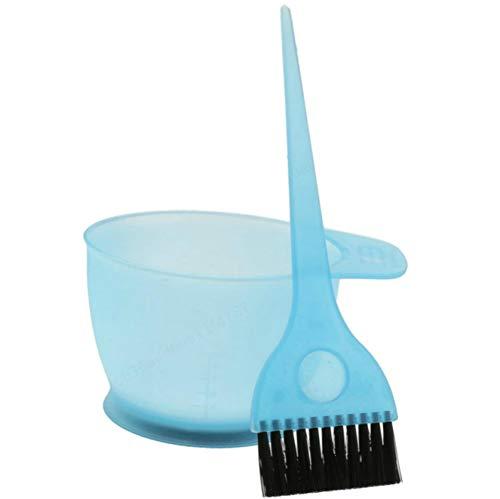 Insmart Couleur Coiffure Jatte Couleur Dye Cheveux Bowl Brosse Peigne Kit Set Outils Tint