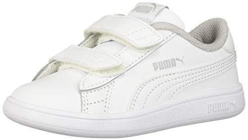 Puma Unisex-Kids' V2 Velcro Sneakers
