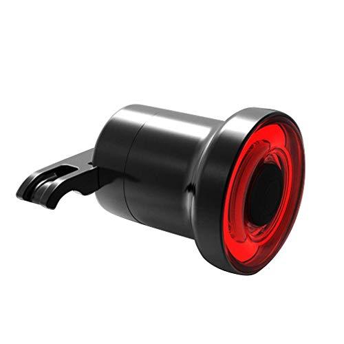 d/émarrage//arr/êt automatiques d/étection de freinage feu arri/ère /à Del Rouge Rechargeable /étanche IPX6 pour v/é Konesky Feu arri/ère pour v/élo Feux arri/ère pour v/élo Ultra Lumineux
