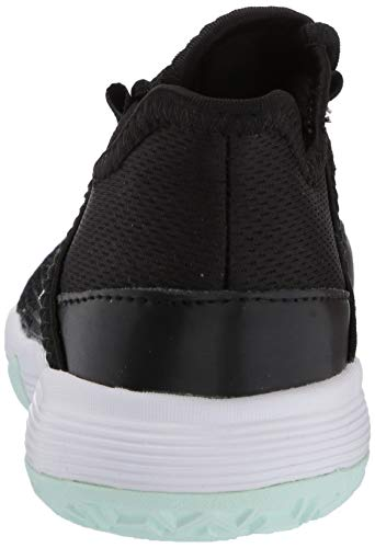 Product Image 3: adidas Unisex-Kid's Adizero Club Sneaker, core Black/Dash Green/FTWR White, 11K M US Big Kid