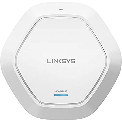Linksys Business Dual-Band Cloud Wireless Access Point